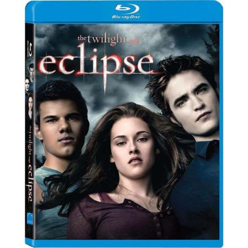 THE TWILIGHT SAGA: ECLIPSE - ΕΚΛΕΙΨΗ (BLU-RAY)