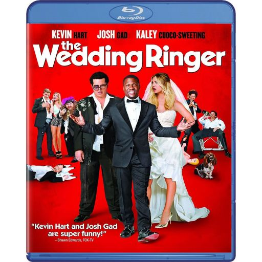 THE WEDDING RINGER - ΖΗΤΕΙΤΑΙ ΚΟΥΜΠΑΡΟΣ [4K MASTERED] (BLU-RAY)