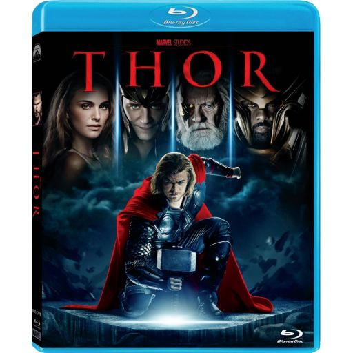 THOR (BLU-RAY) ***MARVEL EXCLUSIVE***