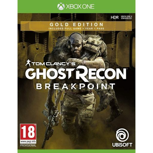 TOM CLANCY'S GHOST RECON: BREAKPOINT - Gold Edition (XBOX ONE)