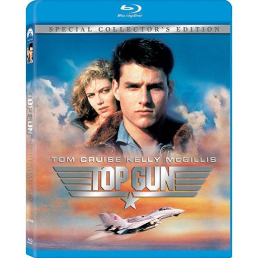 TOP GUN - Special Collector's Edtion (BLU-RAY)
