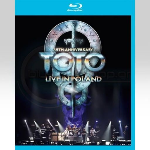 TOTO: 35th ANNIVERSARY TOUR - LIVE IN POLAND (BLU-RAY)