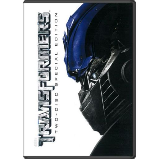 TRANSFORMERS Special Edition (2 DVD)