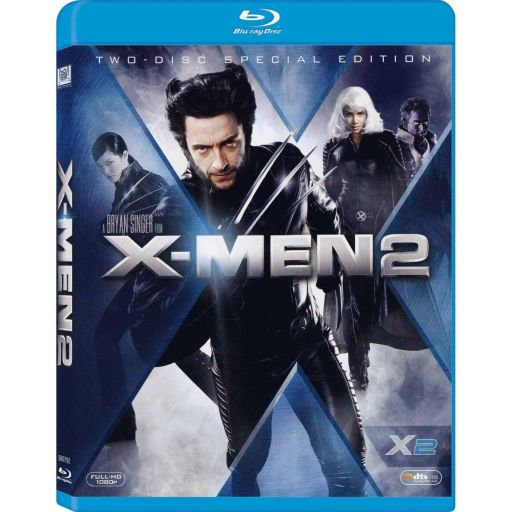 X-MEN 2 Special Edition (2 BLU-RAY)