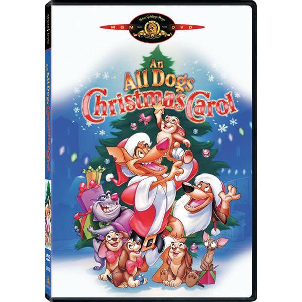 all dogs christmas carol dvd - All Dogs Christmas Carol