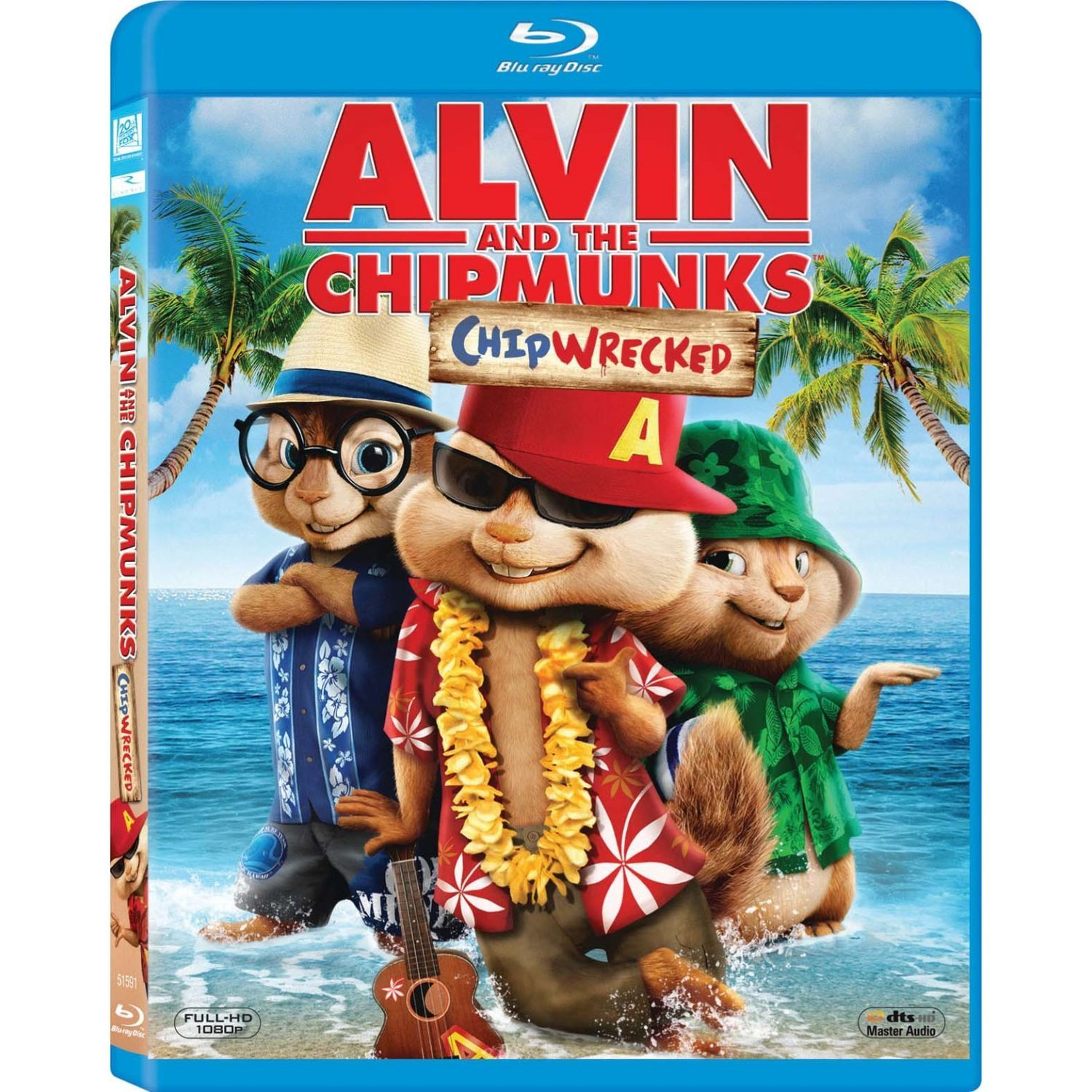 Alvin And The Chipmunks 3 Images albin and the chipmunks 3: chipwrecked (blu-ray) | hd-shop.gr