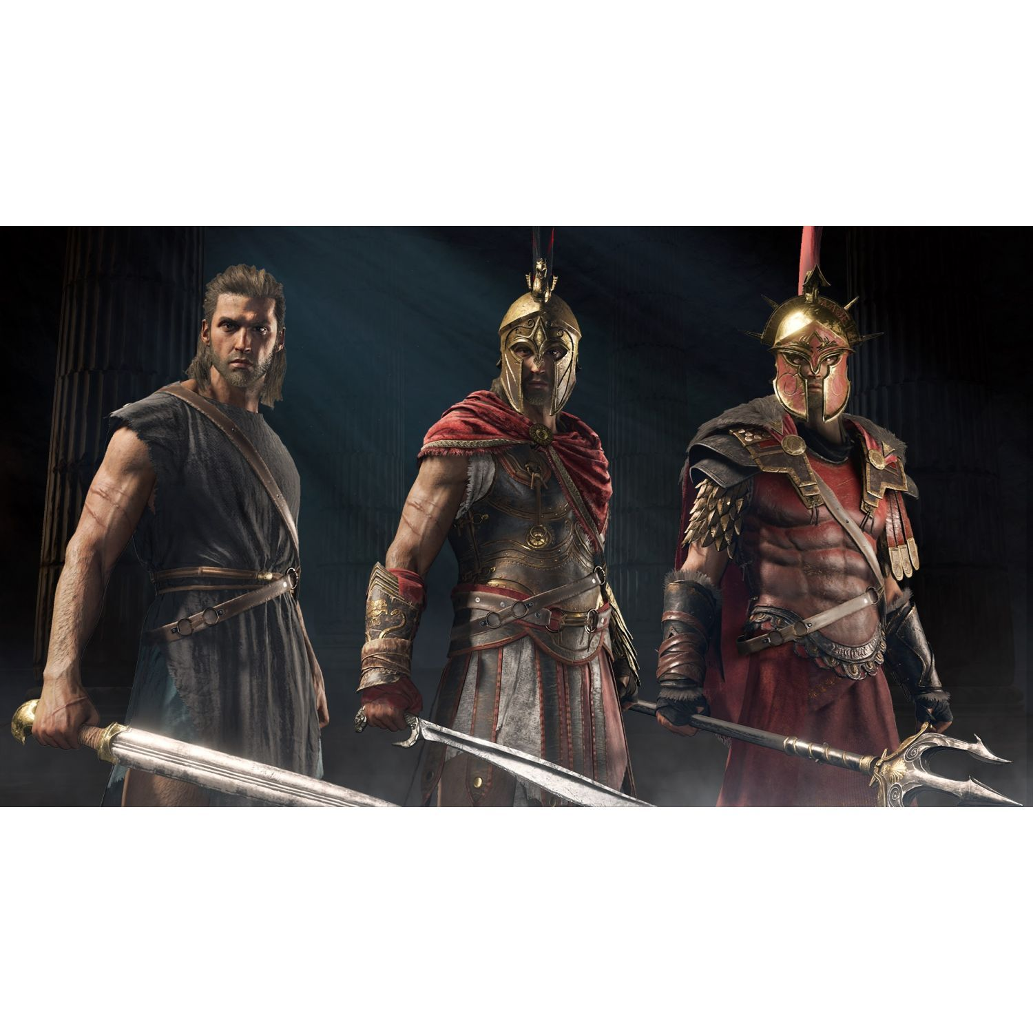 ASSASSIN'S CREED: ODYSSEY (PS4) | HD-shop.gr