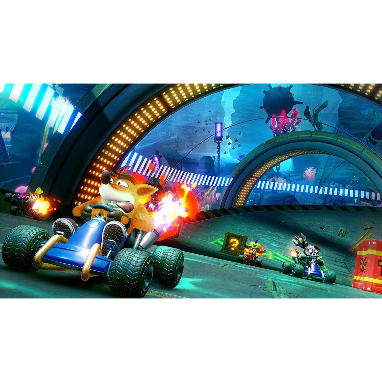 crash team racing nitro fueled oxide edition