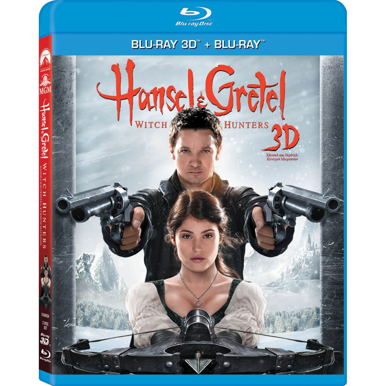 hansel & gretel: witch hunters 3d (blu-ray 3d + blu-ray) | hd-shop.gr