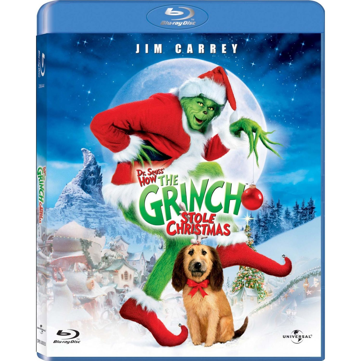 How The Grinch Stole Christmas Blu Ray.How The Grinch Stole Christmas Blu Ray Hd Shop Gr
