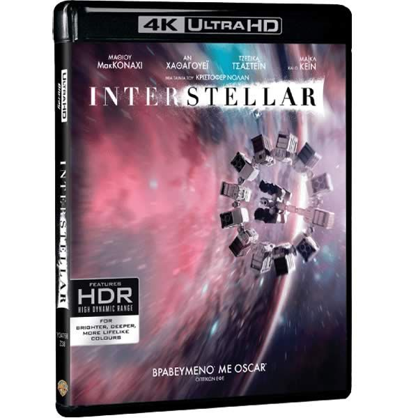interstellar 4k uhd blu ray blu ray 2d blu ray bonus. Black Bedroom Furniture Sets. Home Design Ideas