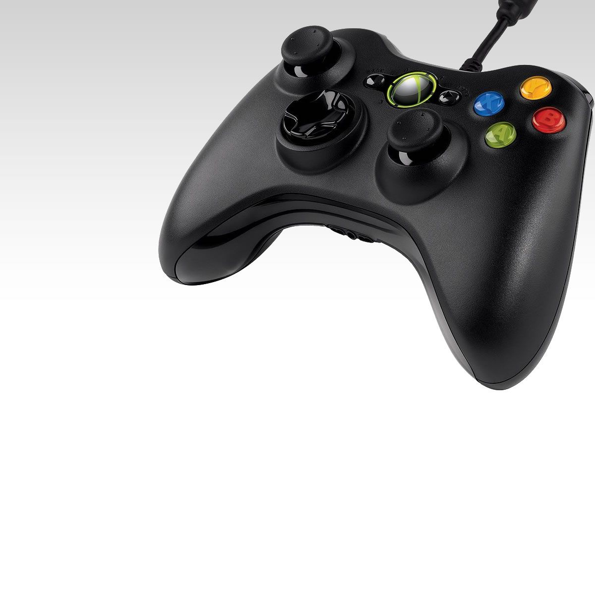 MICROSOFT OFFICIAL WIRED CONTROLLER WINDOWS COMMON WINDOWS Black (PC ...