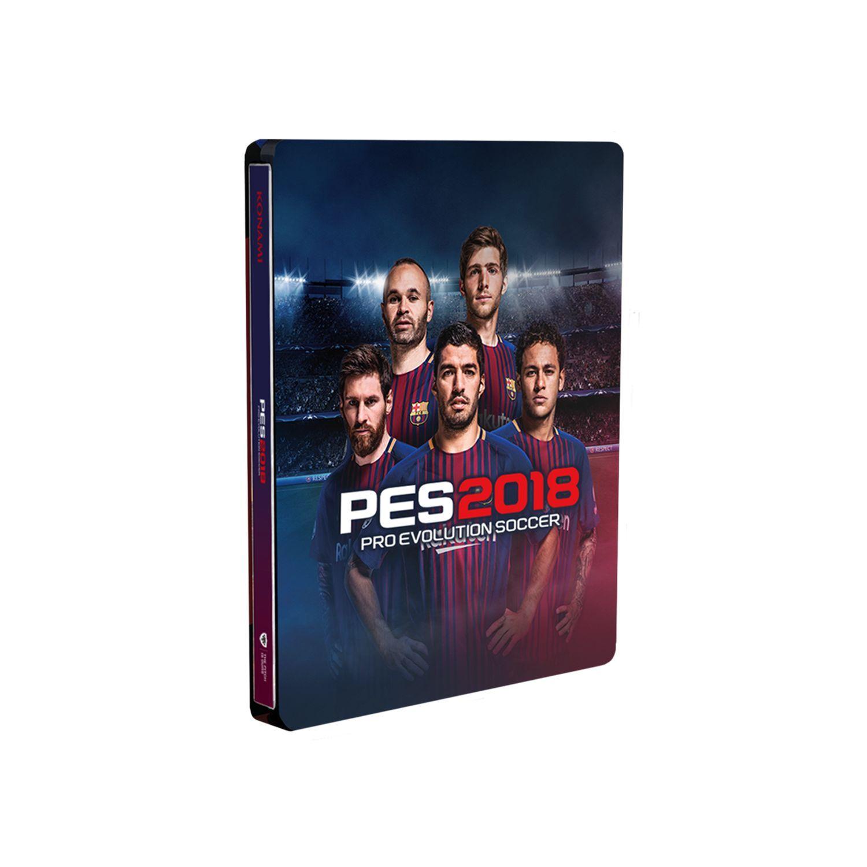 Pro Evolution Soccer 2018 Greek Day 1 Legendary Edition Xbox Pc Dvd Rom Pes Premium One