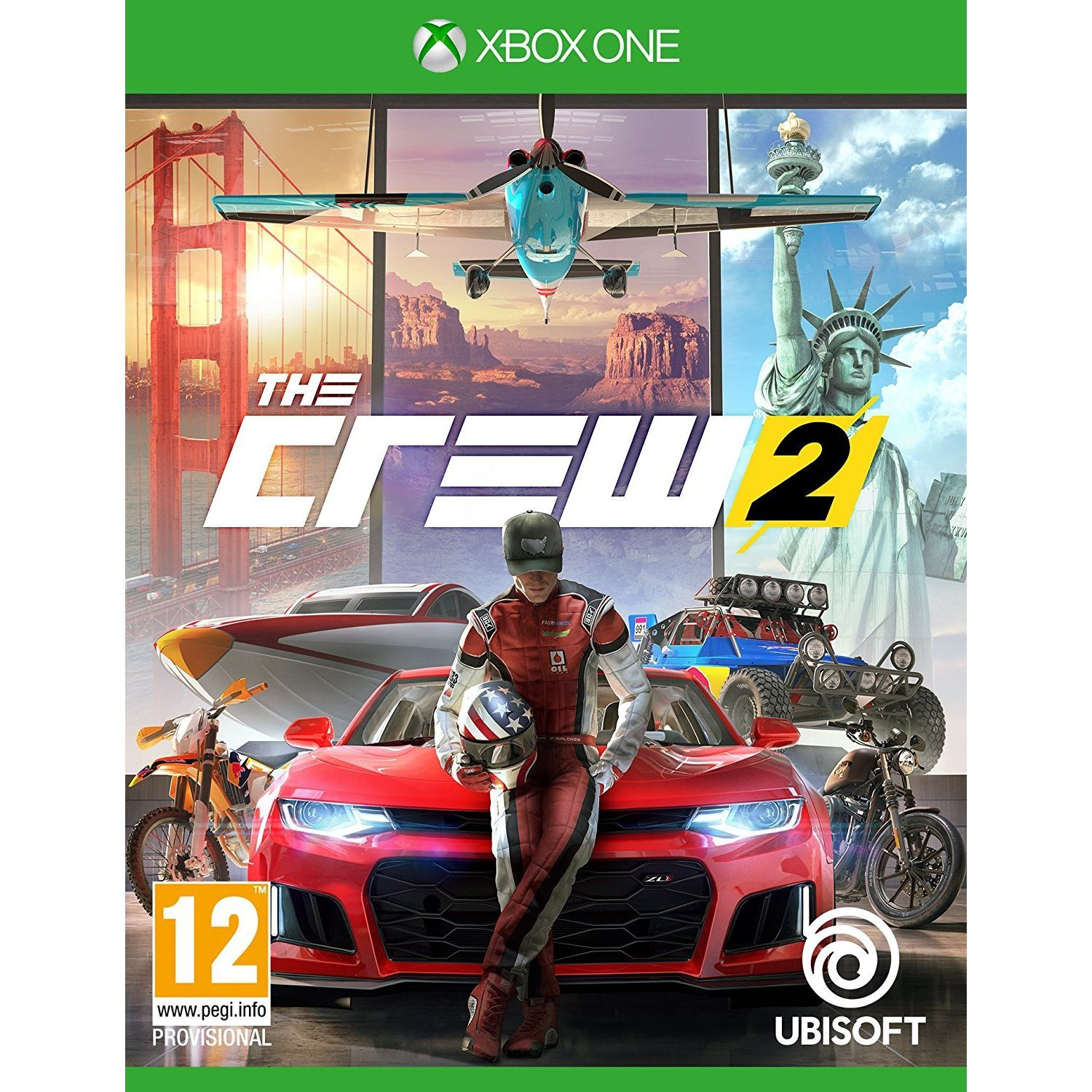 The Crew Xbox One : the crew 2 xbox one hd ~ Aude.kayakingforconservation.com Haus und Dekorationen