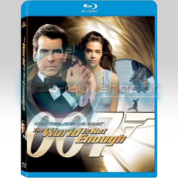 JAMES BOND: THE WORLD IS NOT ENOUGH - ������ �����: � ������ ��� ����� ������� (BLU-RAY)