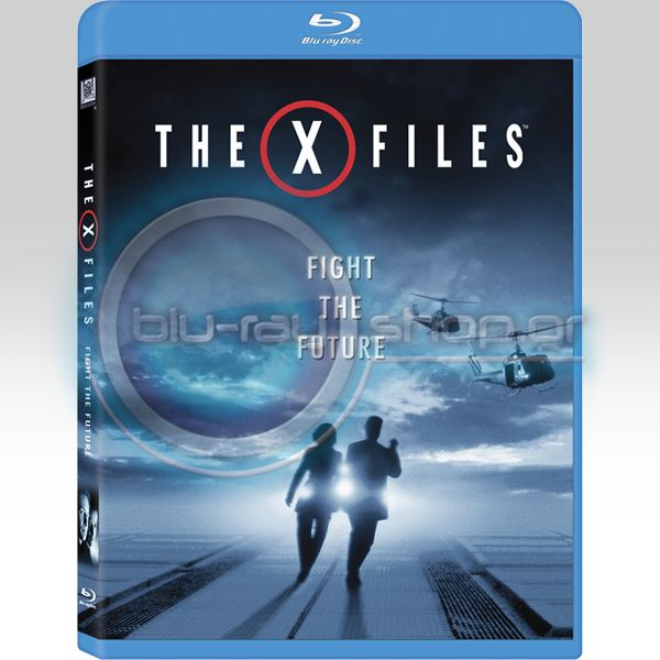 THE X FILES : FIGHT THE FUTURE - THE X-FILES : ΠΟΛΕΜΩΝΤΑΣ ΤΟ ΑΥΡΙΟ (BLU-RAY)