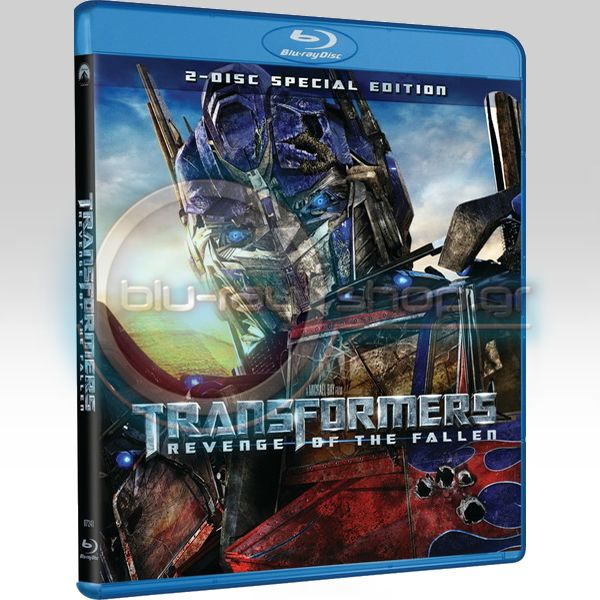 TRANSFORMERS: REVENGE OF THE FALLEN (TWO-DISC SPECIAL EDITION) - TRANSFORMERS: � �������� ��� ��������� (BLU-RAY)