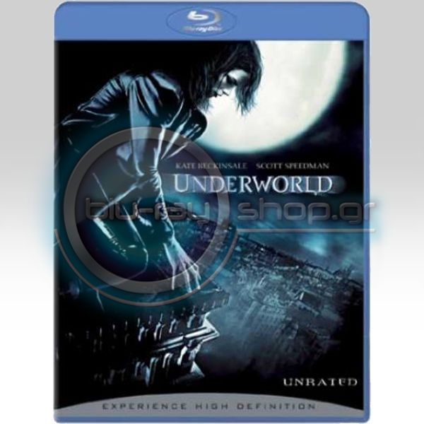 UNDERWORLD (ULTIMATE 2 - DISC EDITION) (BLU-RAY)