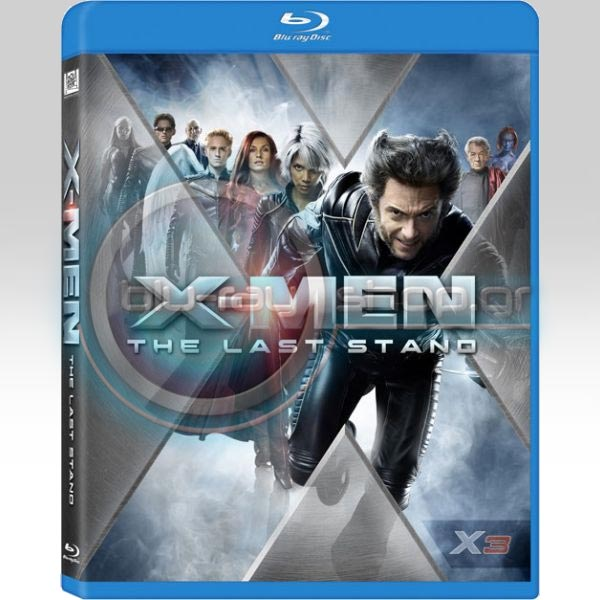 X-MEN 3: THE LAST STAND (2 DISC - SPECIAL EDITION) - X-MEN 3: � ������ ���������� (BLU-RAY)